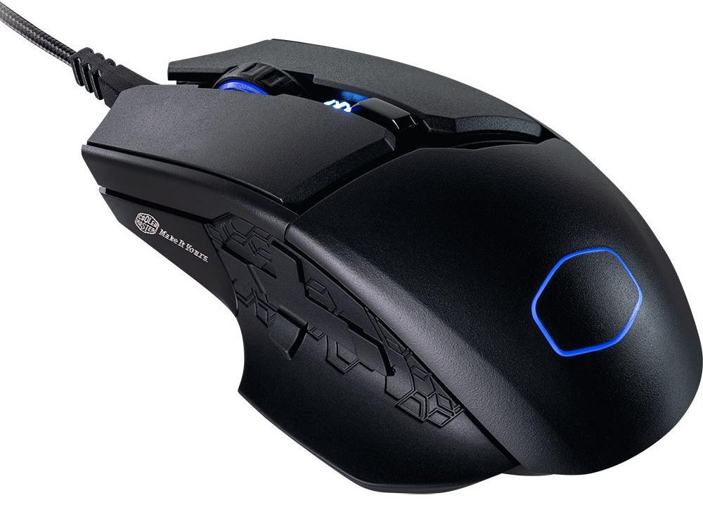 Игровая мышь Cooler Master MasterMouse MM830 (Black) фото