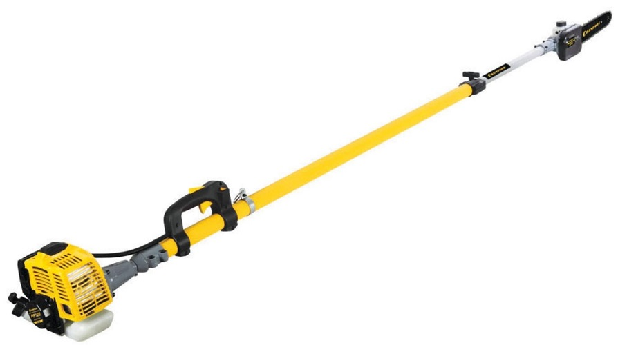 Champion PP126 - высоторез (Yellow/Black)