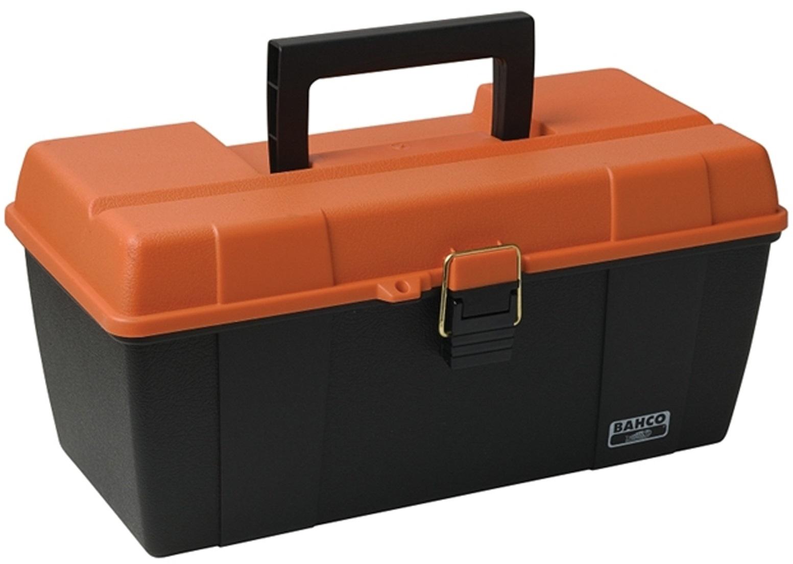 Bahco PTB201420 - ящик для инструментов (Black/Orange)
