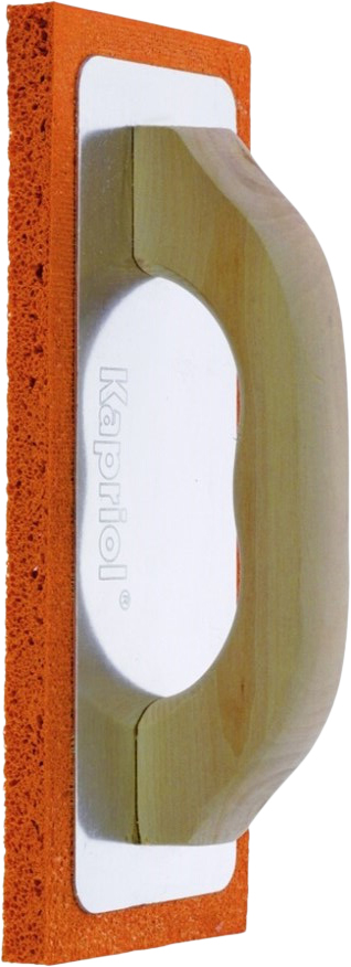 Kapriol 14х21 см (23046) - штукатурная терка с мягкой губкой