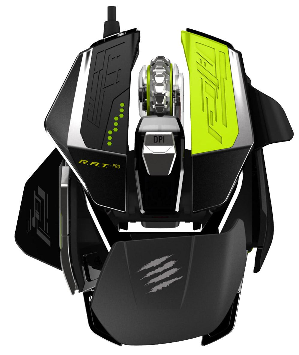 Mad Catz R.A.T.PRO X Gaming Mouse (MCB4371800A6/02/1)