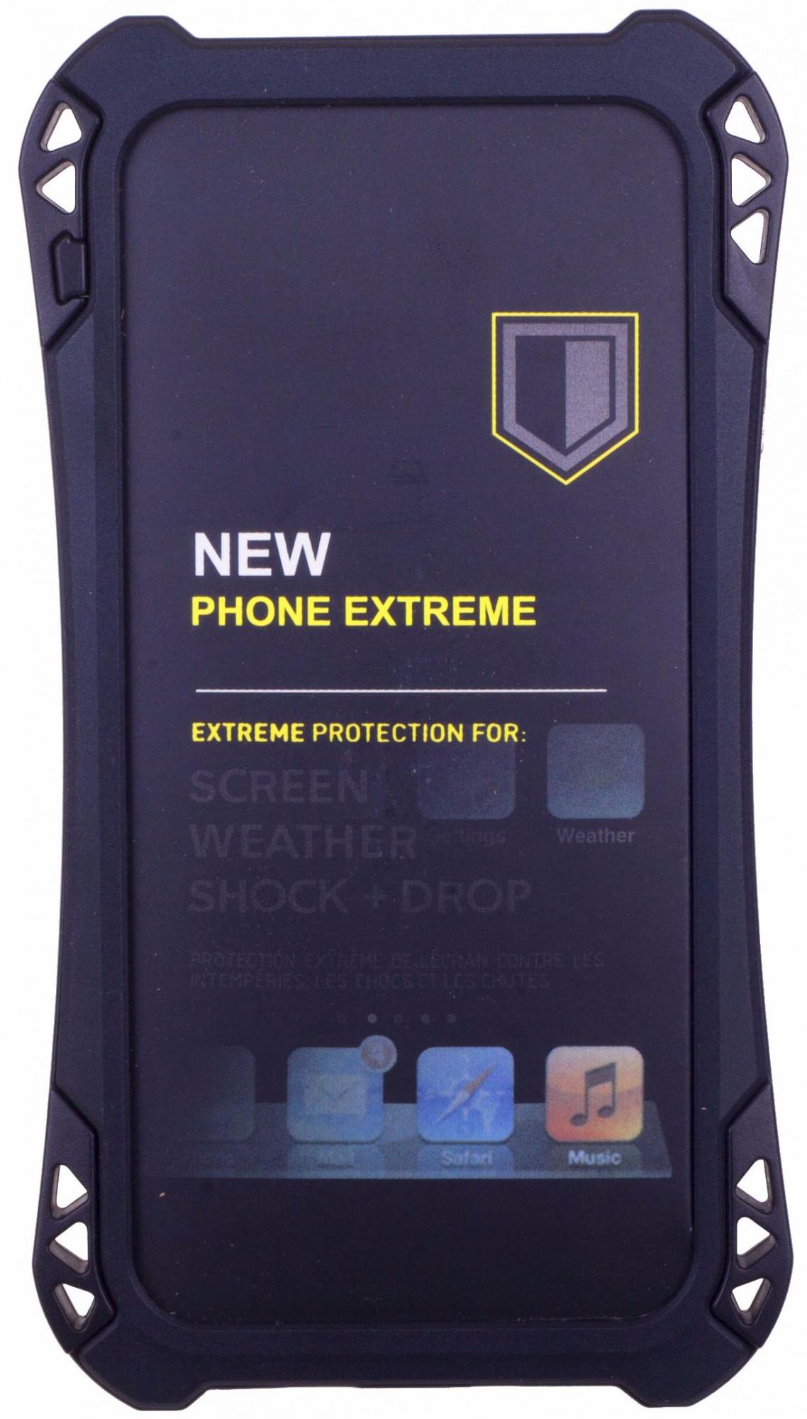 Amira Phone Extreme - защитный чехол для iPhone 6/6S (Black)