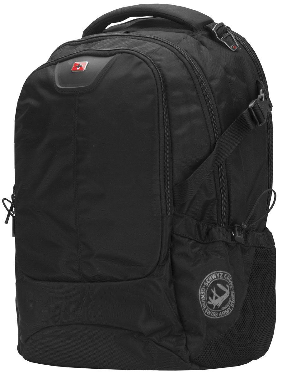 "Continent BP-307 - рюкзак для ноутбука 16"" (Black)"