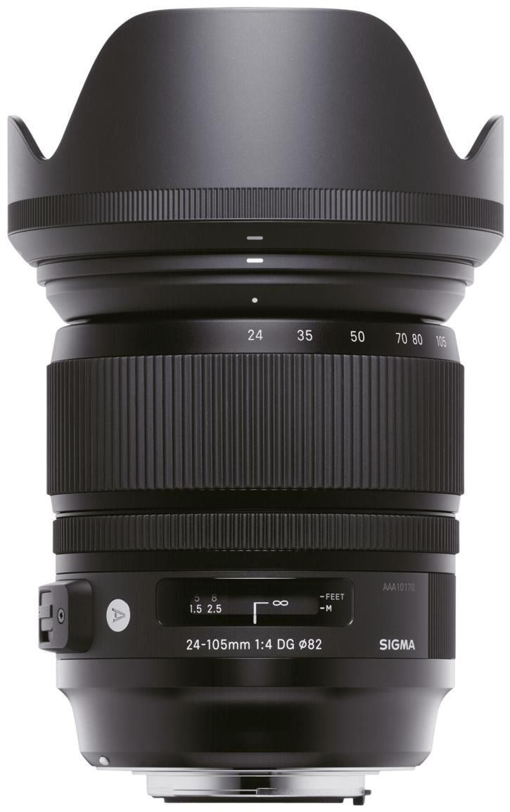 Sigma DG OS HSM Art AF 24-105mm 635955