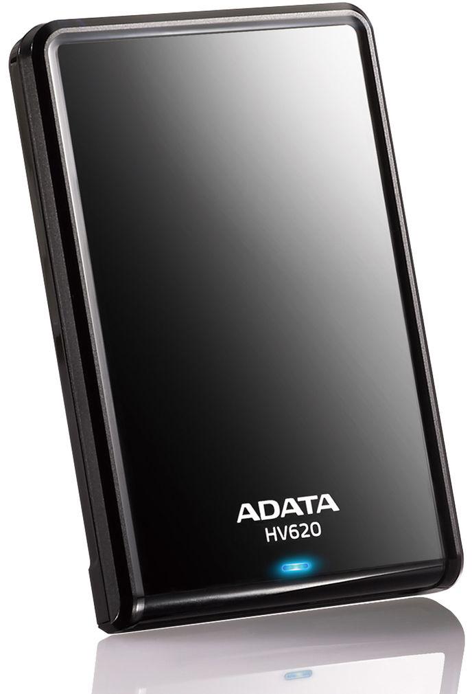 "Adata HV620 2.5"", 2Tb, USB 3.0 (AHV620-2TU3-CBK) - внешний жесткий диск (Black)"