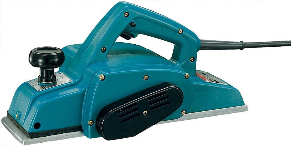 Makita 1911B (110794) - электрический рубанок (Blue)  рубанок makita 1002 ba