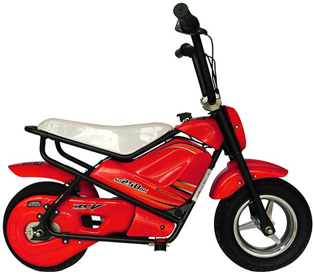 TVL Mini - детский электромопед (Red)