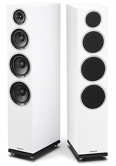 Wharfedale Diamond 250 - напольная акустическая система (White)