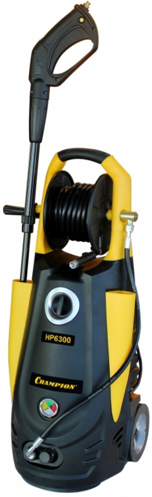 Champion HP6300 New - минимойка (Yellow/Black)