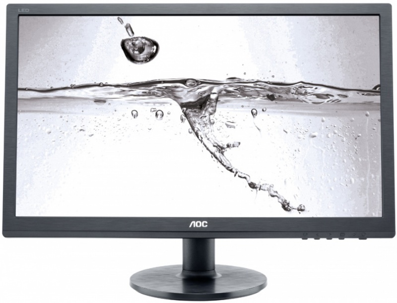 Монитор AOC E2460SH 24 TFT TN (Black) монитор филипс 24
