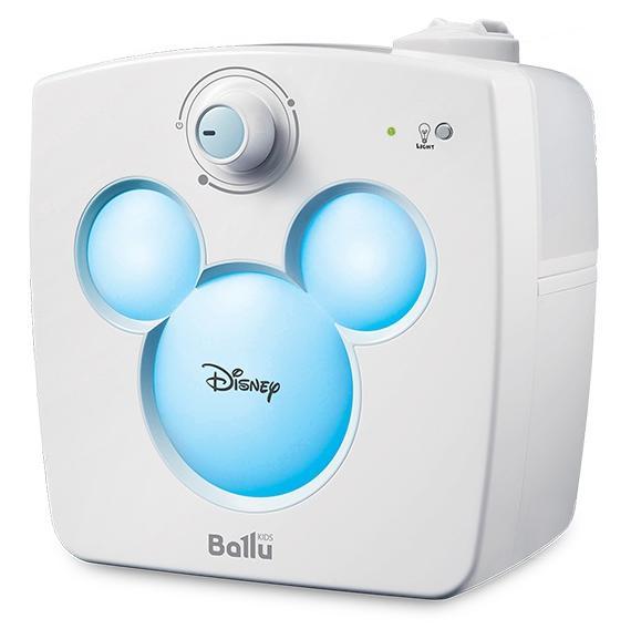 Ballu Disney UHB-240 - ультразвуковой увлажнитель воздуха (Blue)