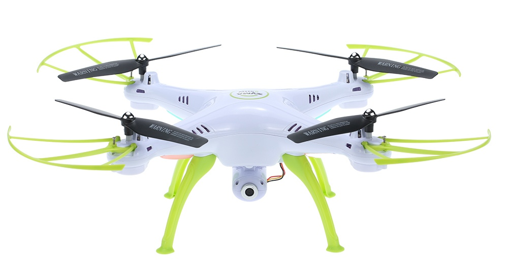 цены  SYMA X5HW - квадрокоптер с барометром + видеокамерой (Wi-Fi)