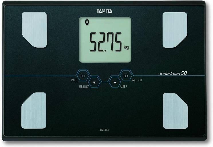 Tanita BC-313 - весы с анализатором (Black)