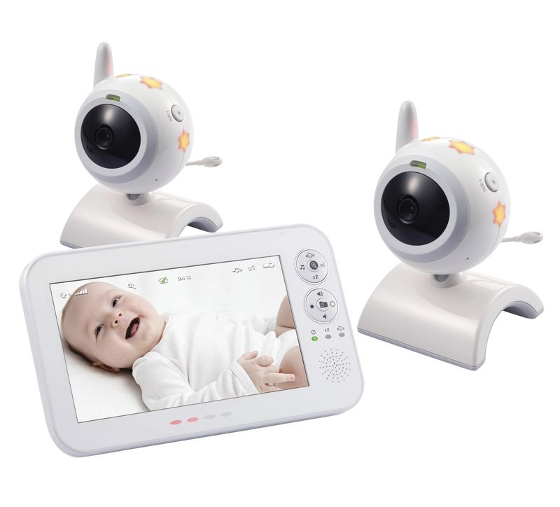 Switel Video Baby Monitor BCF930Duo