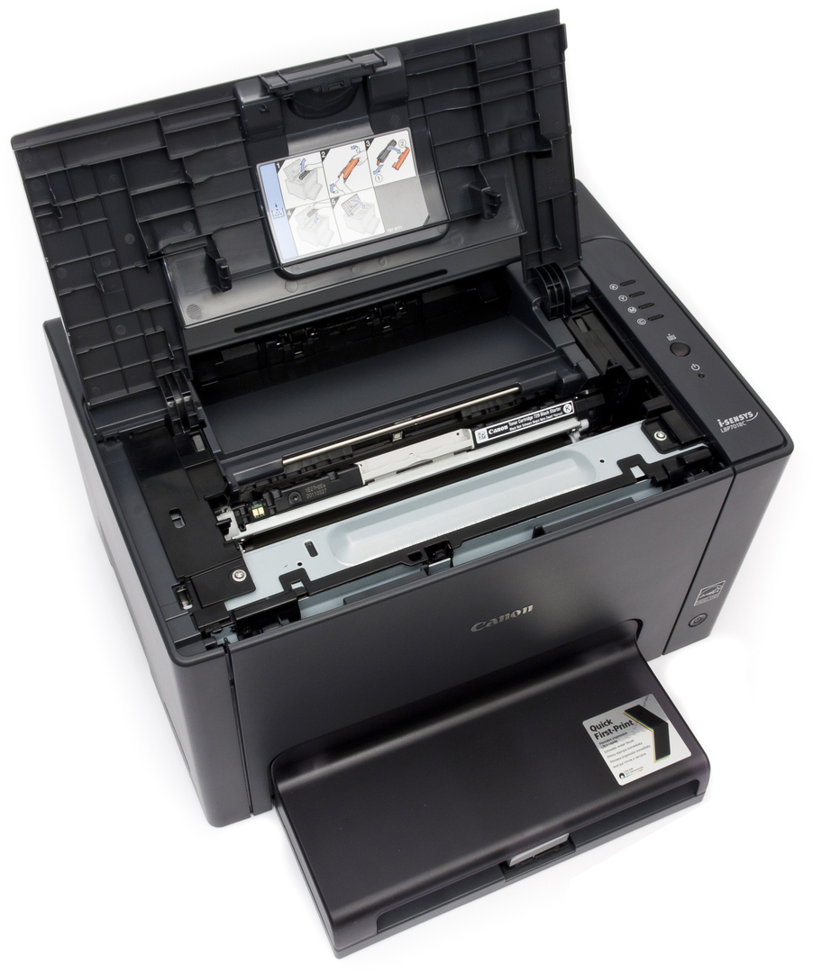 Canon i-sensys lbp7018c заправка картриджа своими руками