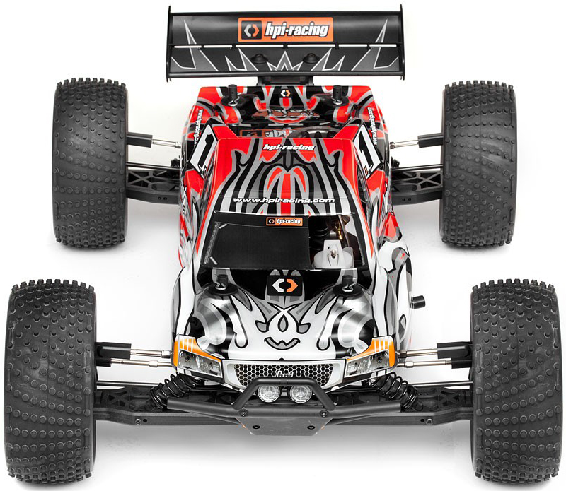 Trophy 4.6 hpi trophy truggy flux brushless 4wd 2 4ghz