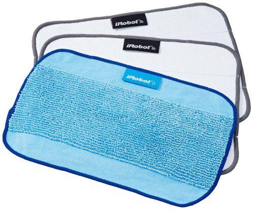 iRobot  Microfiber Cleaning Cloth (4409705) - набор салфеток для влажной и сухой уборки