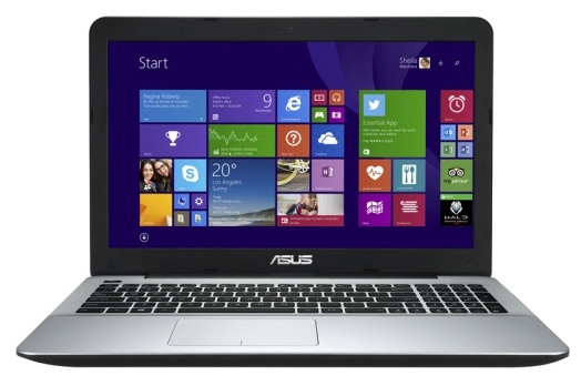 Ноутбук Asus K550LD-XO328H 15.6'', Intel Core i3, 1.9GHz, 6Gb, 500Gb HDD (90NB0627-M05080)