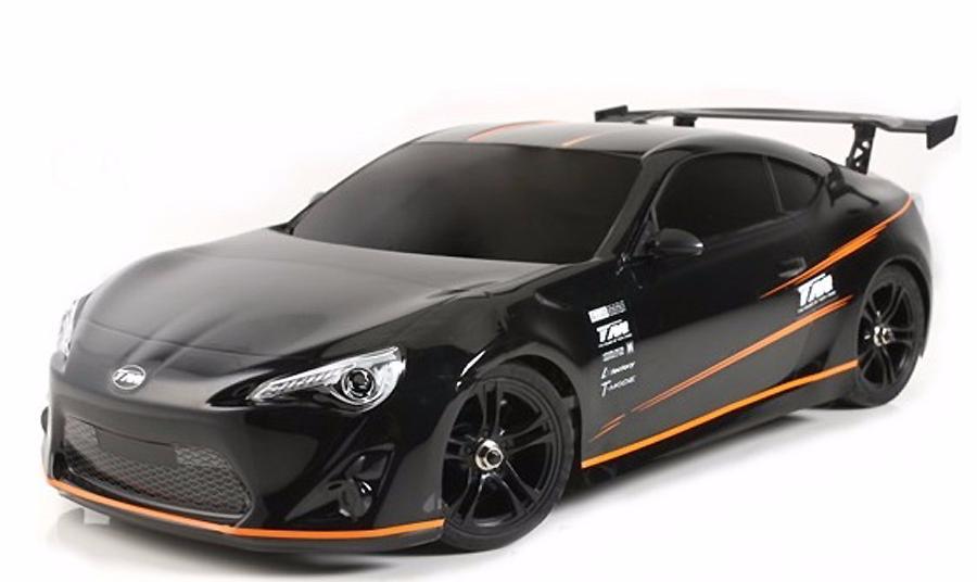 Team Magic E4D MF Toyota 86 1:10 - радиоуправляемый автомобиль (Black)
