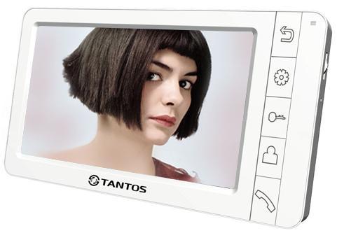 Tantos Amelie SD - видеодомофон (White) Amelie - SD белый