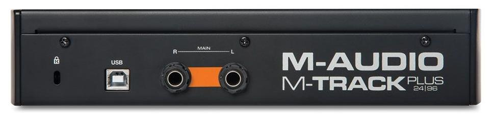M-Audio MTrack Plus II (MCI52787)