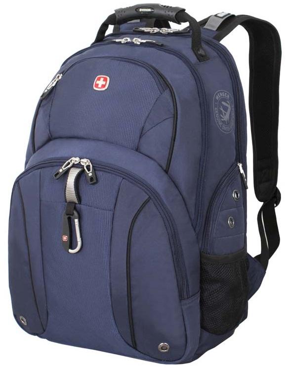 Wenger 3253303408 - рюкзак (Blue/Black)