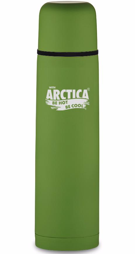 Арктика 103-750 0.75 л - термос (Green)
