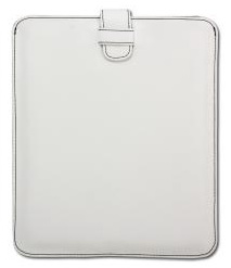 Luxa2 PA3 Leather Folio Case (LHA0012-B) - чехол для iPad 2/iPad 3/iPad 4 (White) нд