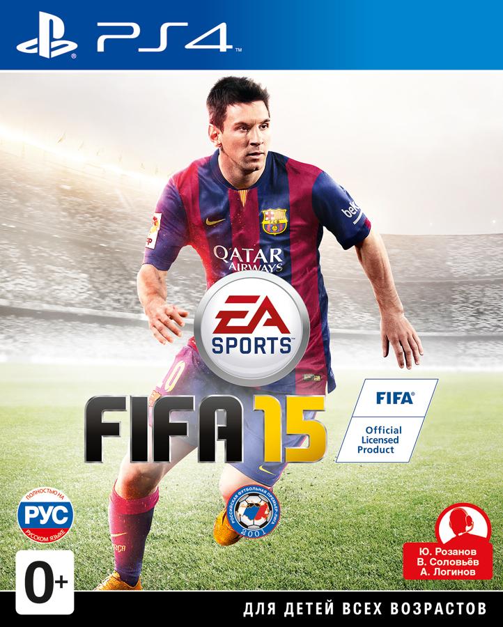Xbox FIFA 15 ��� Playstation 4 ��