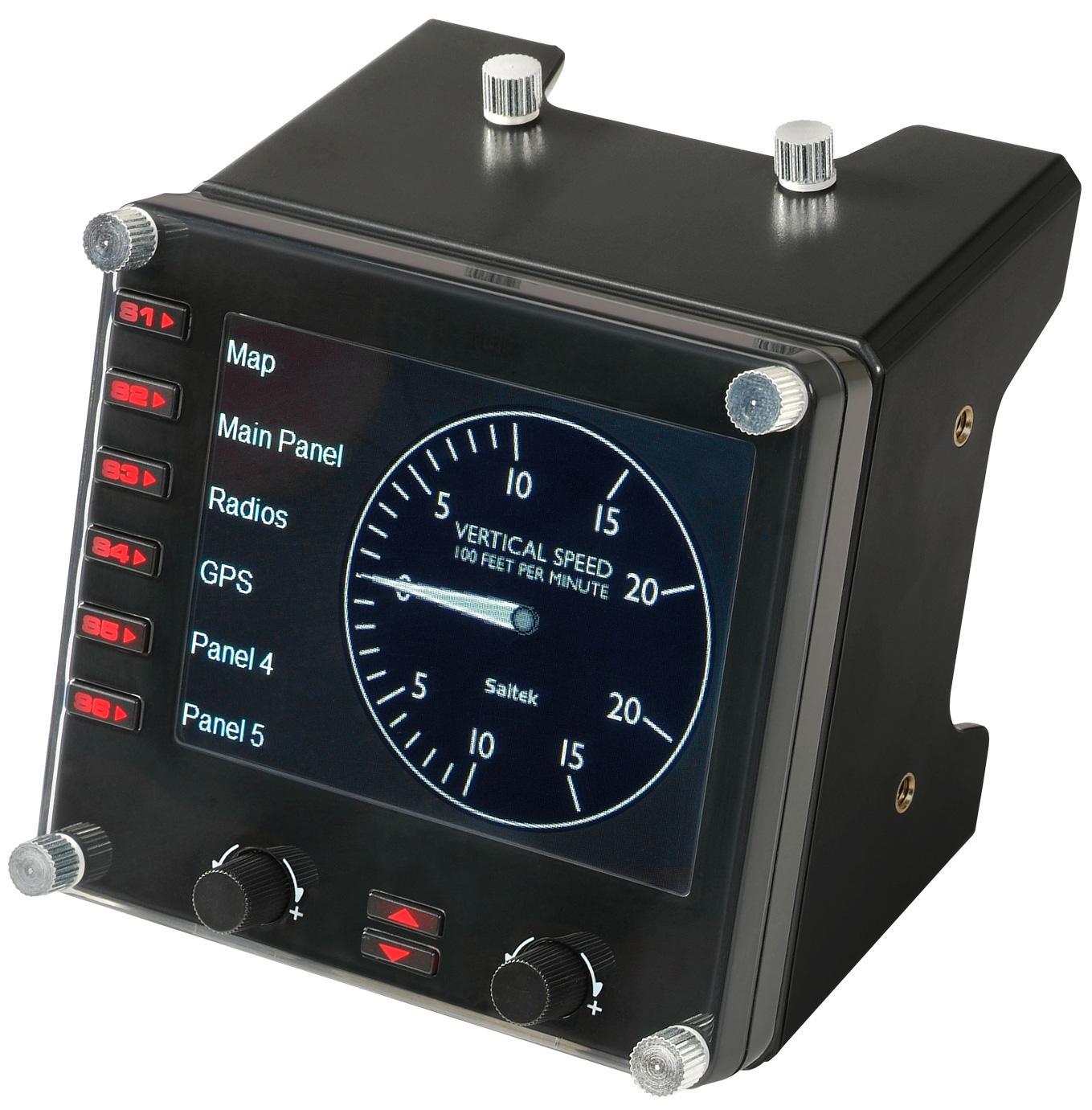 Saitek Pro Flight Instrument Panel PZ46