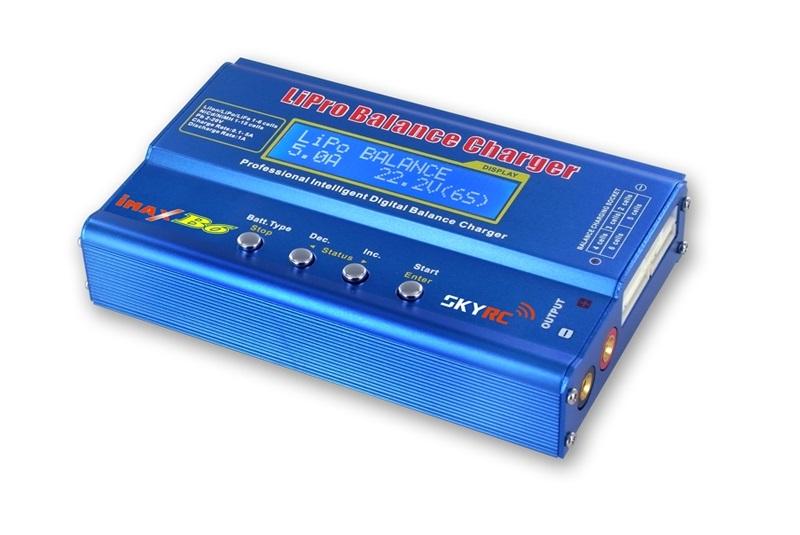 Balance Charger / DischargerЗарядные устройства<br>Зарядно - разрядное устройство<br>