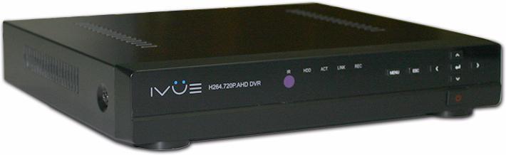iVUE AVR-8X725-Н1 - 8-ми канальный видеорегистратор (Black)