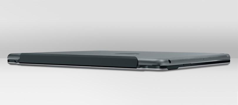 Logitech Wireless Ultrathin Magnetic clip-on Keyboard Cover
