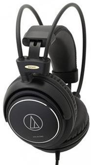 Audio-Technica ATH-AVC500 - мониторные наушники (Black)
