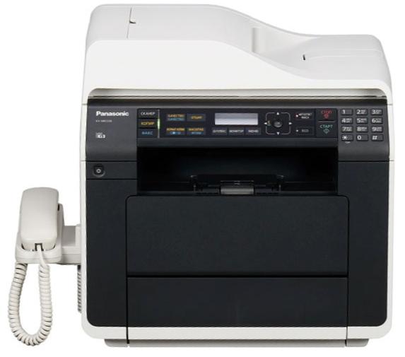 Panasonic KX-MB2571RU - лазерное монохромное МФУ (White) АКЛ00016412