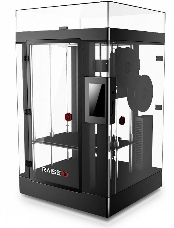 Raise3D N2 Plus Dual - 3D принтер (Black)