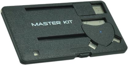 Мастер Кит MT1098 - портативное зарядное устройство (Black)