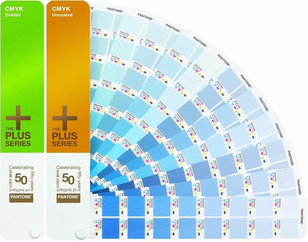Купить Pantone Guide Set Coated/Uncoated (GP4101) - набор цветовых справочников