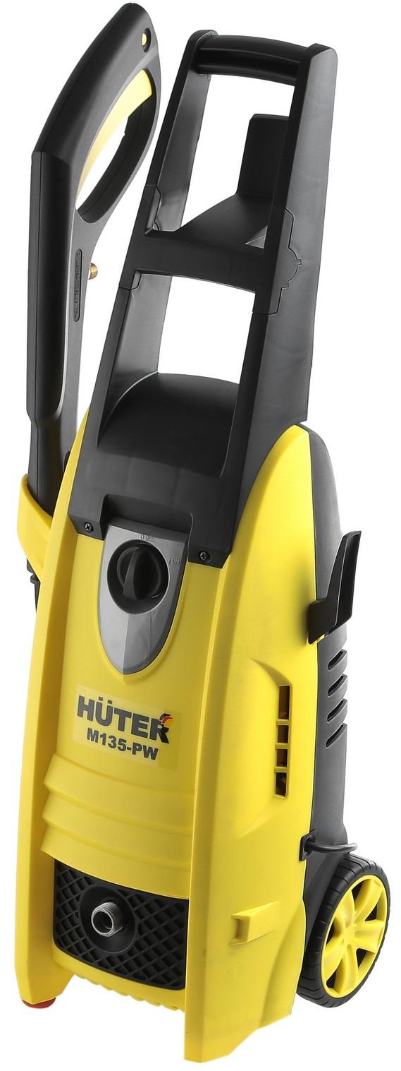 Huter M135-РW (70/8/6) - мойка высокого давления (Yellow/Black)