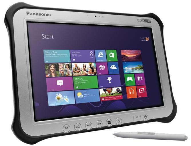ToughpadПланшеты на Windows<br>Защищенный планшет<br>