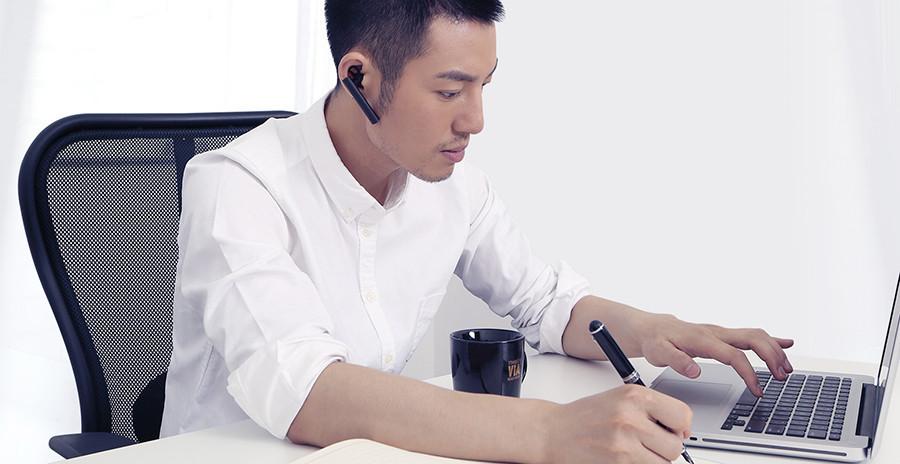Xiaomi Mi Bluetooth Headset - Bluetooth гарнитура (Black)
