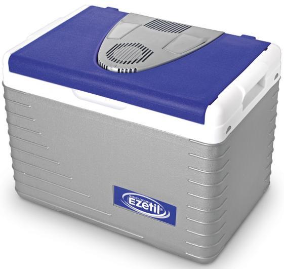 Ezetil E45 12V - автохолодильник (Blue)