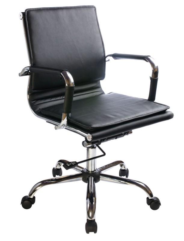 Бюрократ CH-993-Low - кресло руководителя (Black)