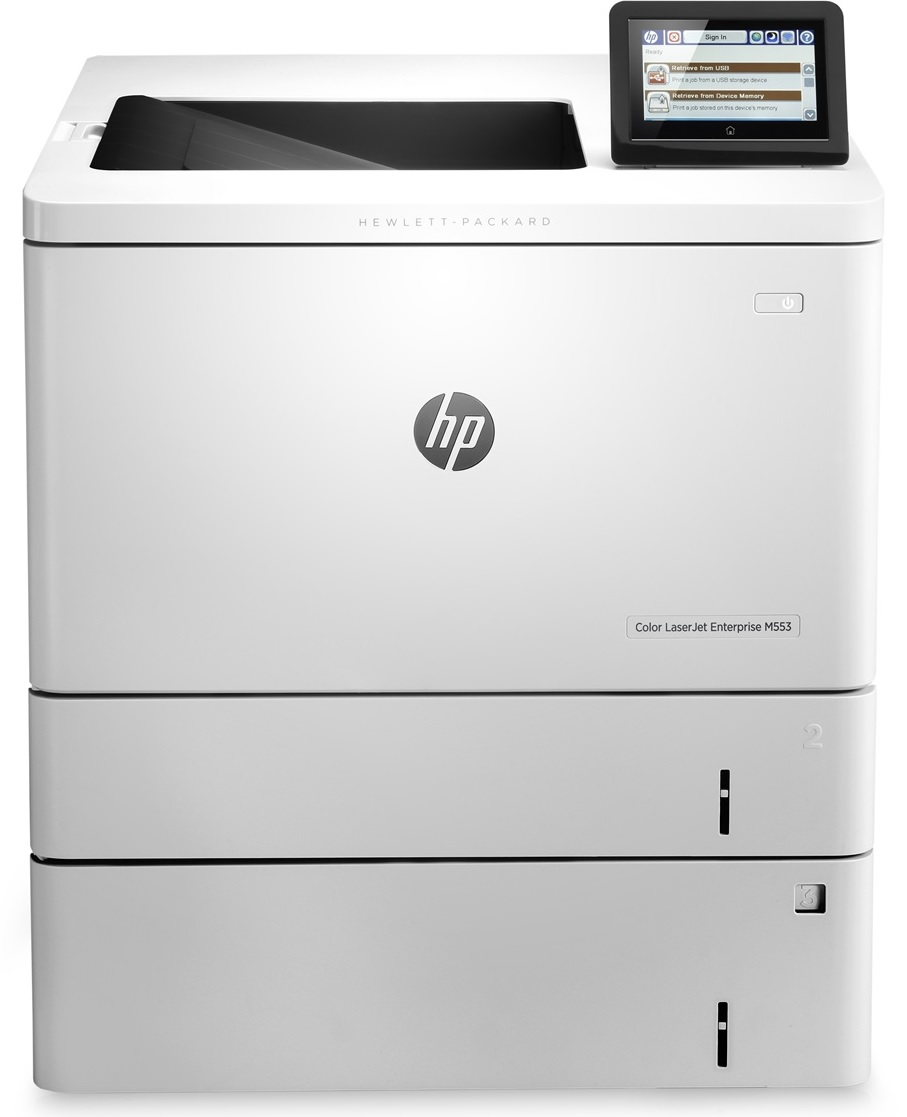 HP Color LaserJet Enterprise M553x B5L26A#B19
