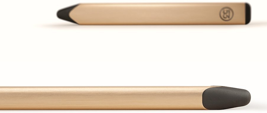 FiftyThree Pencil Gold