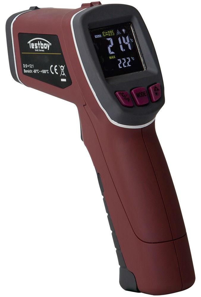 Testoboy TV 327- инфракрасный термометр (Red)