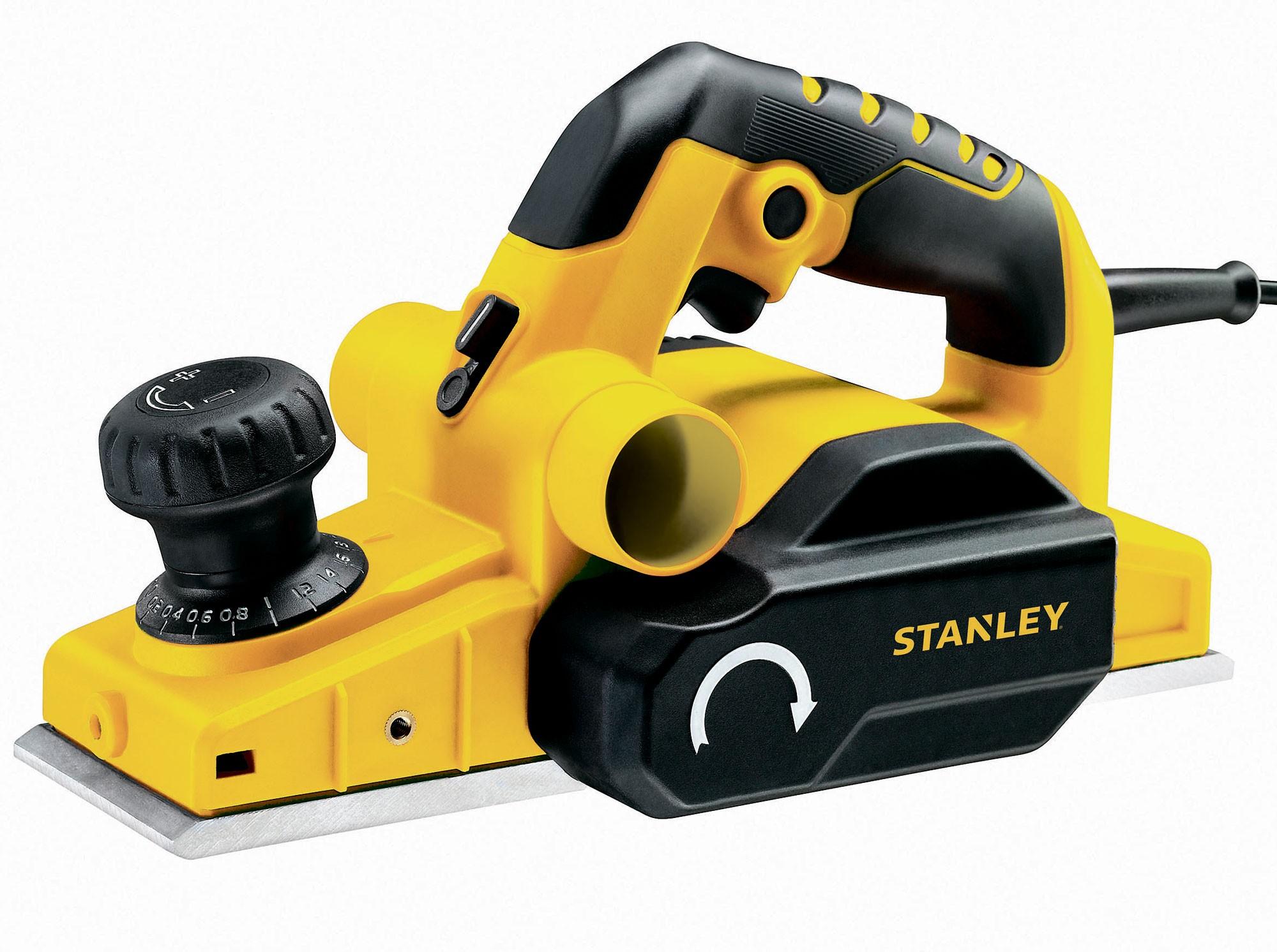Stanley STPP7502 - электрический рубанок (Yellow) STPP7502-RU
