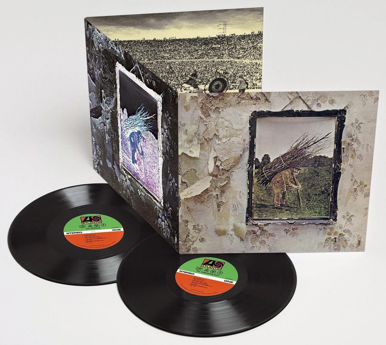 Led Zeppelin - Led Zeppelin IV [Deluxe Edition] (2014)