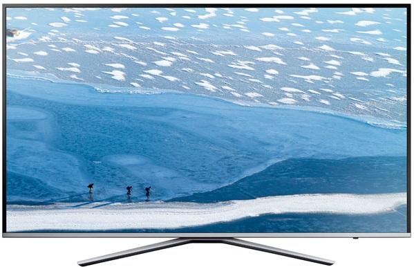 Samsung UE40KU6400UXRU - LED-телевизор (Silver) samsung телевизор samsung ue 40 j5000auxru