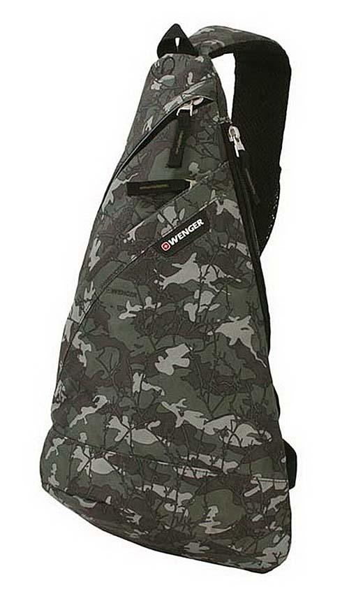 Wenger Mono sling (2310600550) - рюкзак (Greenwash)